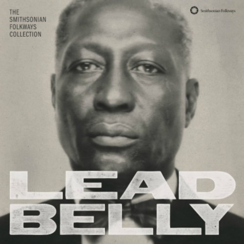 leadbelly-smithsonian-folkways-collection-album-cover