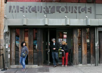 image for venue Mercury Lounge - NY