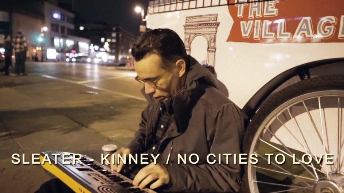 "image for article ""No Cities To Love"" - Sleater-Kinney [YouTube Official Music Video + Lyrics]"
