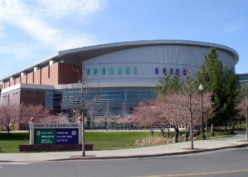 image for venue Spokane Veterans Memorial Arena