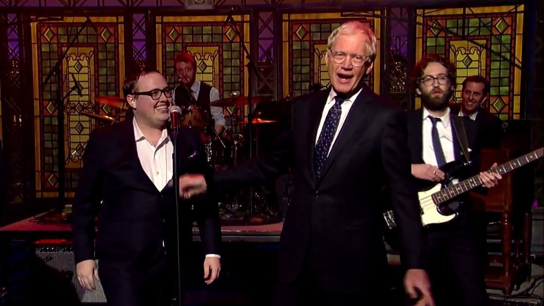 "image for article ""Call Me"" - St. Paul and The Broken Bones on David Letterman Jan 12, 2015 [YouTube Official Video]"