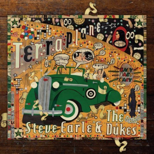 "image for article ""Terraplane"" - Steve Earle & The Dukes [Official Full Album Stream + Zumic Review]"