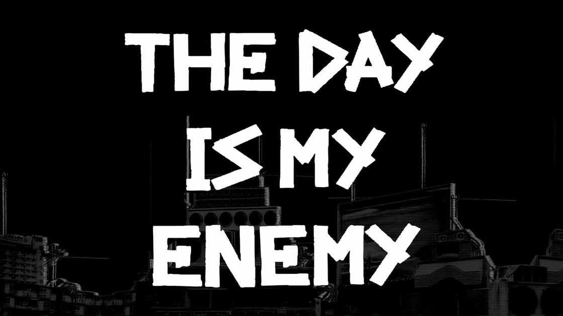 "image for article ""The Day Is My Enemy"" - The Prodigy [YouTube Official Audio Stream + Lyrics]"