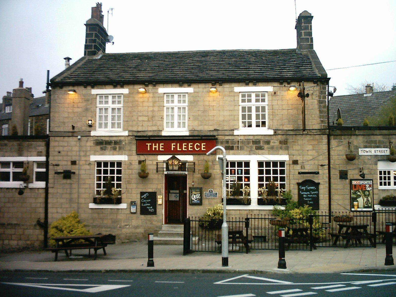 image for venue The Fleece
