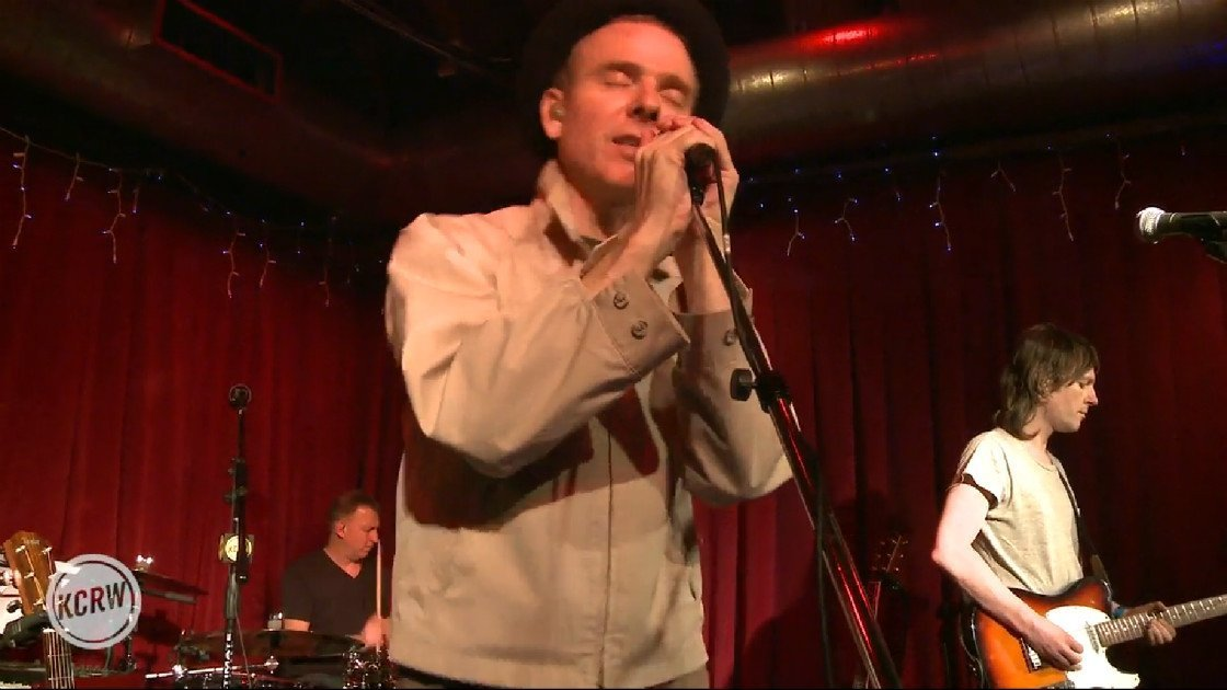 image for article Belle and Sebastian Performance & Interview on KCRW 1.20.2015 -  [Official Full Video & Free Audio Download]