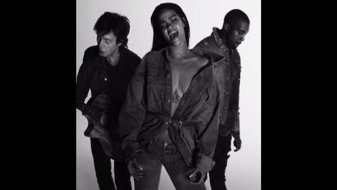 Fourfiveseconds-rihanna-kanye-mccartney-youtube-video-lyrics