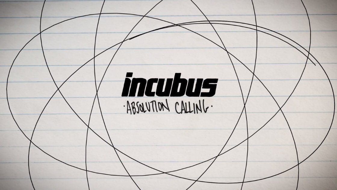 "image for article ""Absolution Calling"" - Incubus [YouTube Official Lyric Video + Lyrics]"