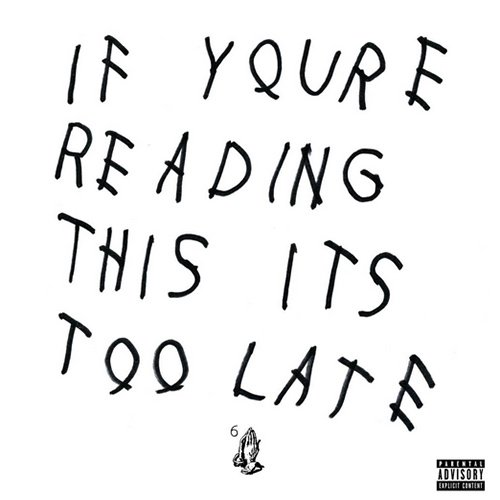 "image for article ""If You're Reading This It's Too Late"" - Drake [Official Full Album Stream + Zumic Review]"