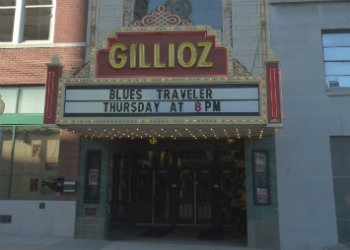 image for venue Gillioz Theatre