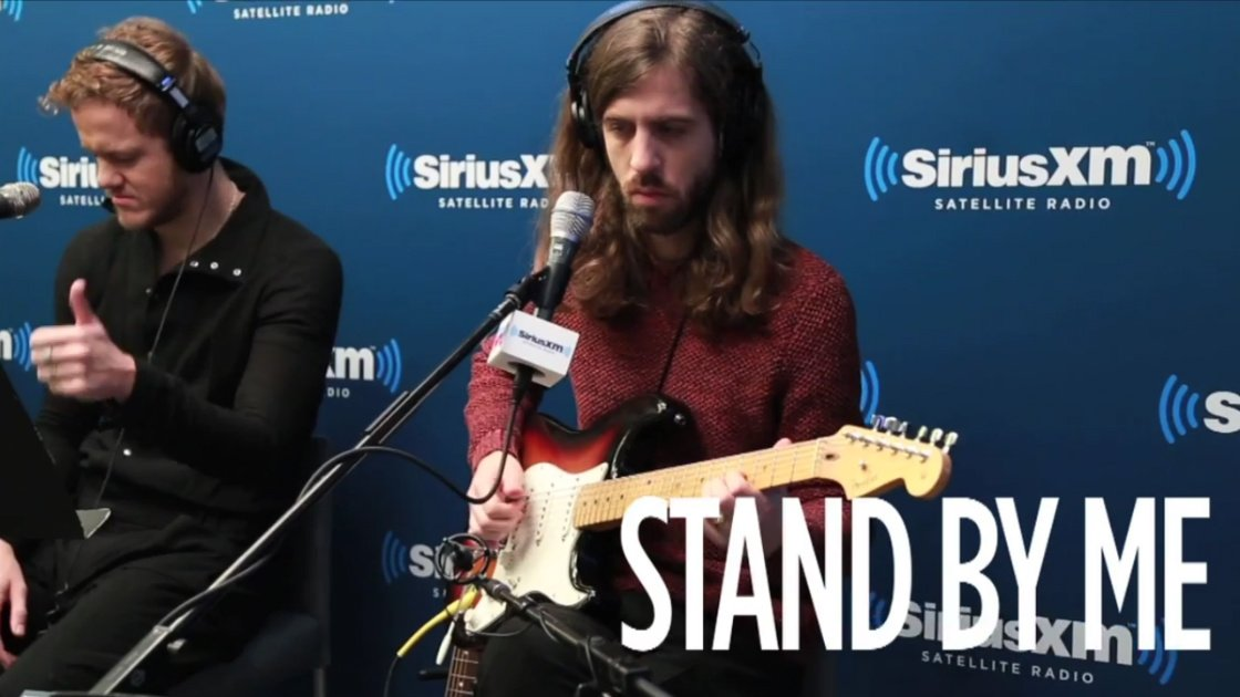 "image for article ""Stand By Me"" - Imagine Dragons (Ben E. King Cover) Live at SiriusXM [YouTube Official Video]"