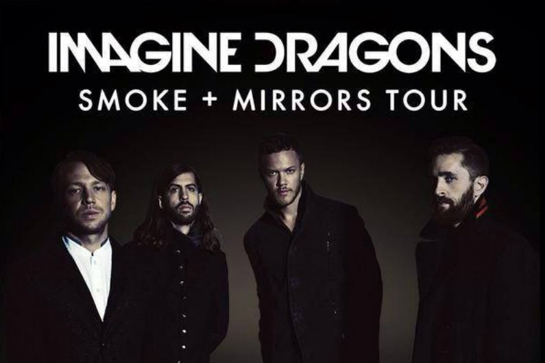 image for article Imagine Dragons 2015 Tour Dates & Ticket Presale Codes Announced
