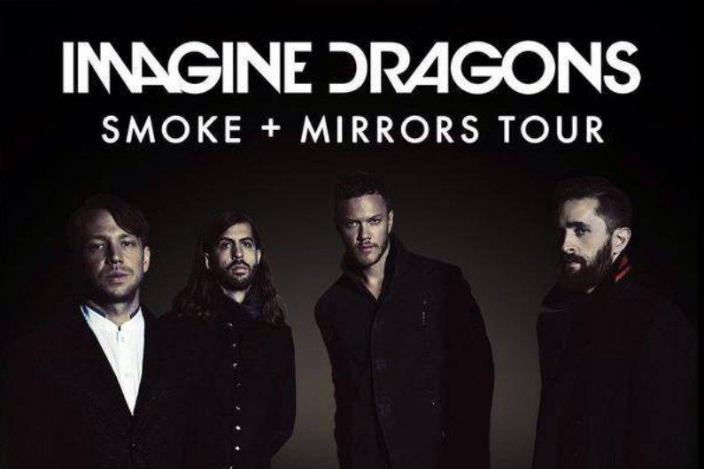 Halsey Presale Passwords: Imagine Dragons 2015 Tour Dates & Ticket Presale Codes