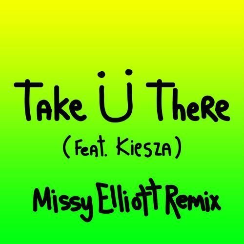 "image for article ""Take Ü There (Missy Elliot Remix)"" - Jack Ü ft Kiesza [Official Audio + Lyrics]"