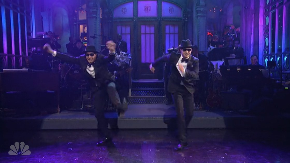 image for article Jimmy Fallon & Justin Timberlake Open SNL 40th Anniversary with Medley [YouTube Official Video]