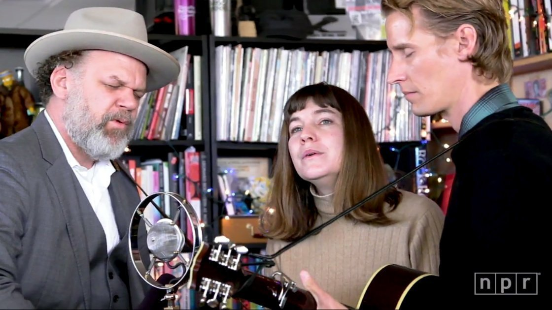image for article John Reilly & Friends NPR Music Tiny Desk Concert 2015 [YouTube Official Video + Free Audio Download]
