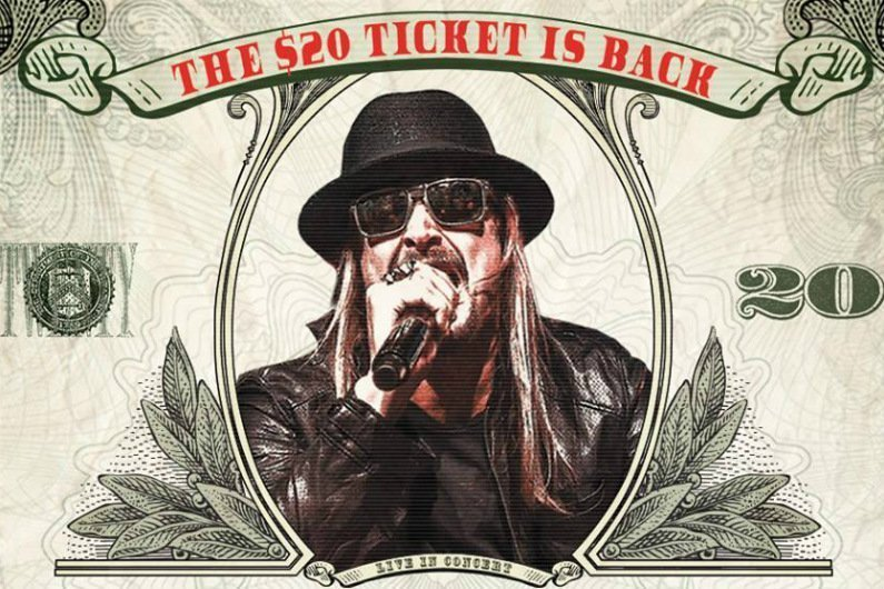image for article Kid Rock 2015 Tour Dates & Ticket Presale Codes Announced for North America