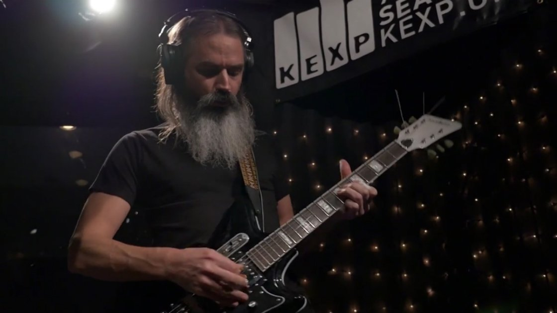 image for article Moon Duo Performance & Interview on KEXP Feb 16, 2015 [YouTube Video]