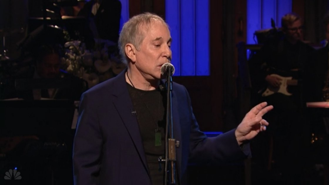 "image for article ""Still Crazy After All These Years"" - Paul Simon on SNL 40th Anniversary 2.15.2015 [Hulu Official Video]"