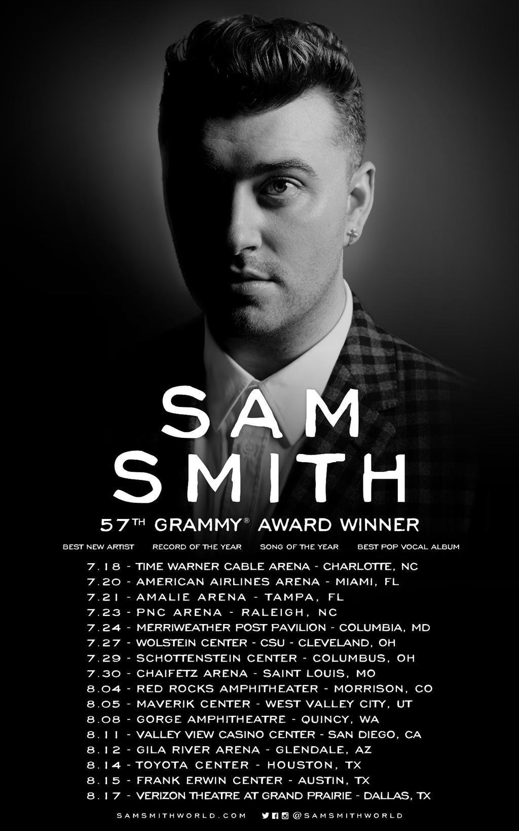 sam-smith-2015-tour-dates-north-america-tickets-presale-code