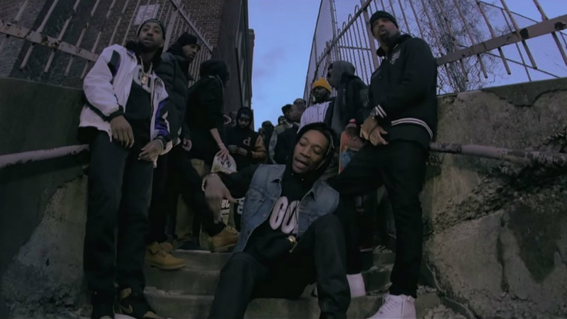 "image for article ""Still Down"" - Wiz Khalifa ft Ty Dolla $ign & Chevy Woods [Youtube Official Music Video]"