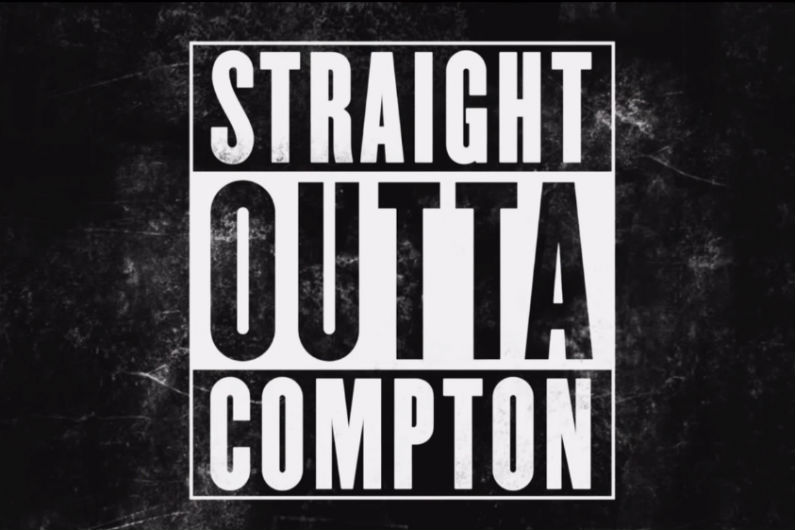 "image for article Explosive ""Straight Outta Compton"" Movie Trailer Hits YouTube [Official Video]"
