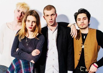 image for event [LATE SHOW] Wolf Alice