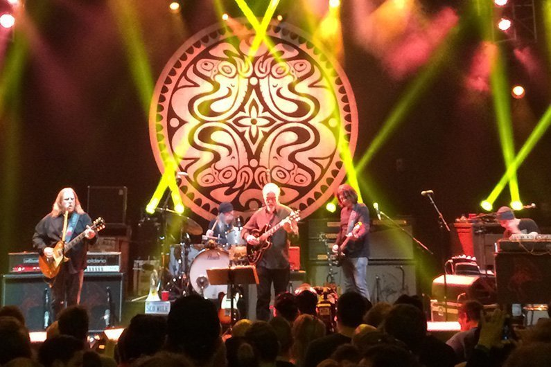 image for article Gov't Mule & John Scofield Fused Southern Rock and Jazz at The Capitol Theatre in NY Mar 13, 2014 [Zumic Concert Review]