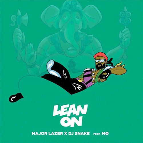 "image for article ""Lean On"" - Major Lazer & DJ Snake ft MØ [YouTube Official Lyric Video + Lyrics]"