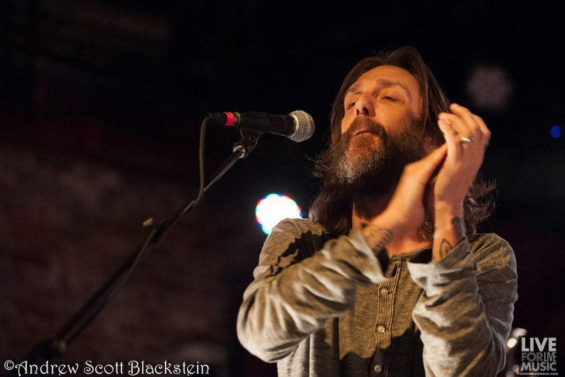 image for article Soulive & Chris Robinson Delivered Mind-Melting Covers At Brooklyn Bowl in NY on March 17, 2015 [Zumic Concert Review]