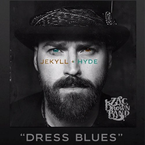 "image for article ""Dress Blues"" - Zac Brown Band (Jason Isbell Cover) [YouTube Official Audio Stream + Lyrics]"