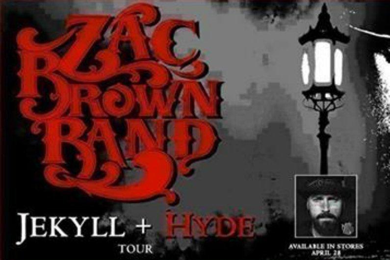 Zac Brown Band Announce Fall Headlining Tour Dates