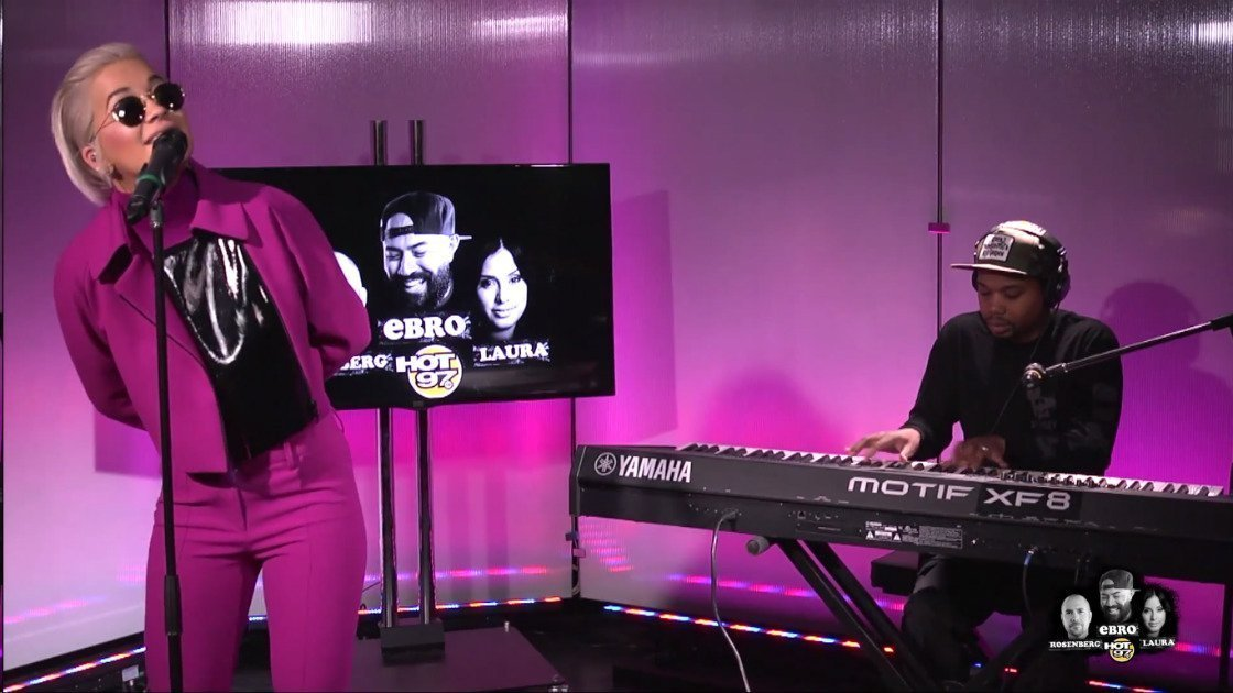 image for article Charles Hamilton & Rita Ora Interview and Performance on Ebro in the Morning Mar 23, 2015 [YouTube Official Videos]