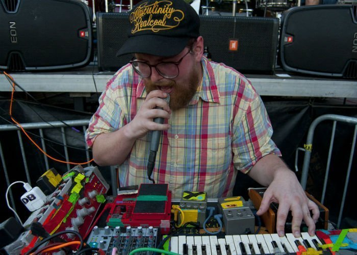 image for artist Dan Deacon