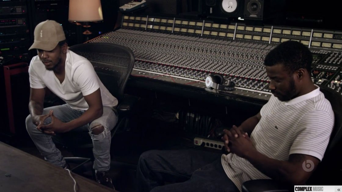 "image for article Kendrick Lamar & Jay Rock Discuss Making ""Pay For It"" In The Studio [Official Video]"