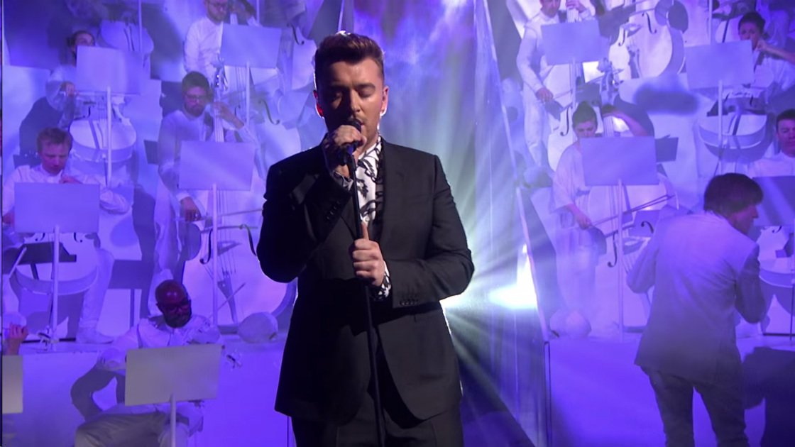 "image for article ""Lay Me Down"" - Sam Smith Performance at The BRIT Awards Feb 25, 2015 [YouTube Official Video]"