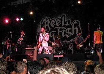 image for event Reel Big Fish and The Expendables