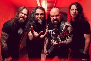 image for event Slayer, Lamb of God, Anthrax, Testament and Napalm Death