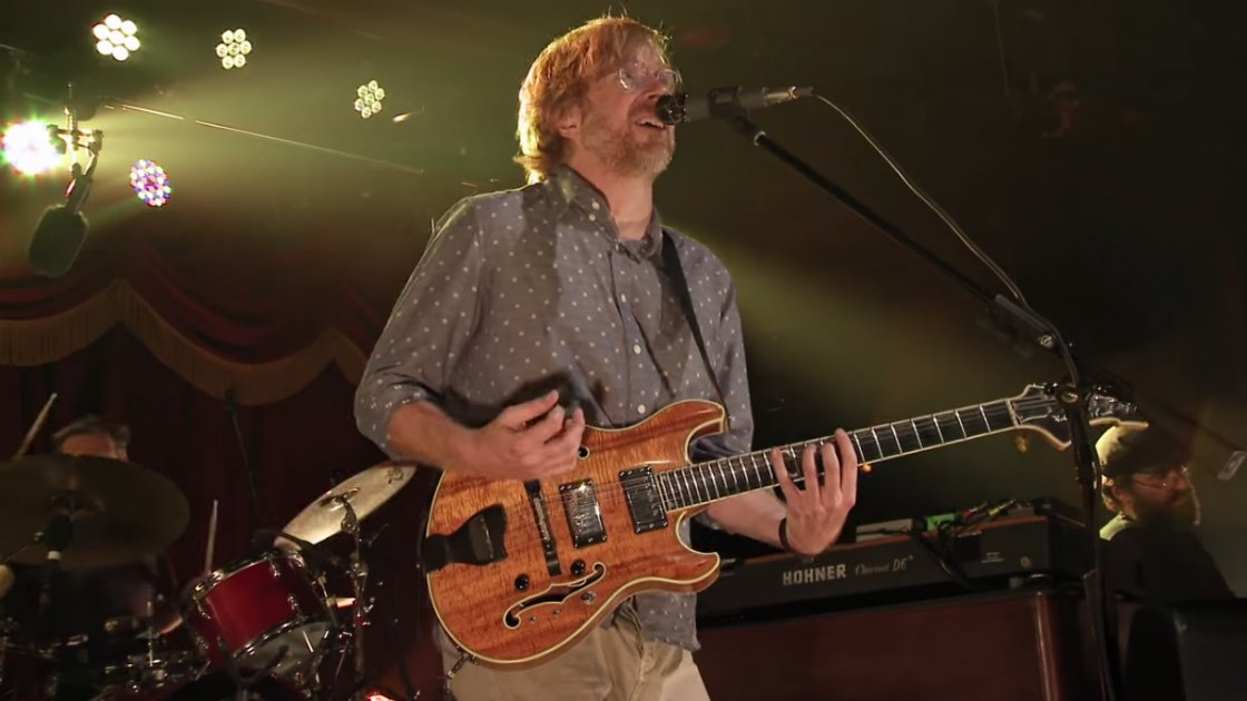 "image for article ""Cayman Review"" & ""Alaska"" - Trey Anastasio Band at Brooklyn Bowl, NY Aug 17, 2014 [YouTube Official PBS Videos]"