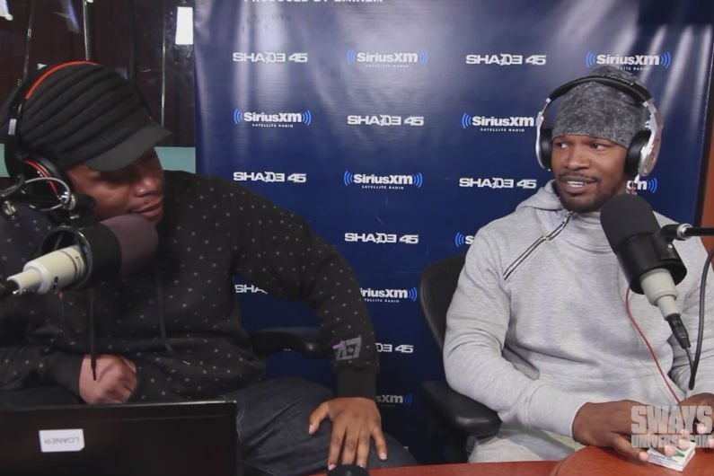 image for article 20 Things We Learned About Jamie Foxx on his Sway In The Morning Interview Apr 21, 2015 [Official YouTube Video]