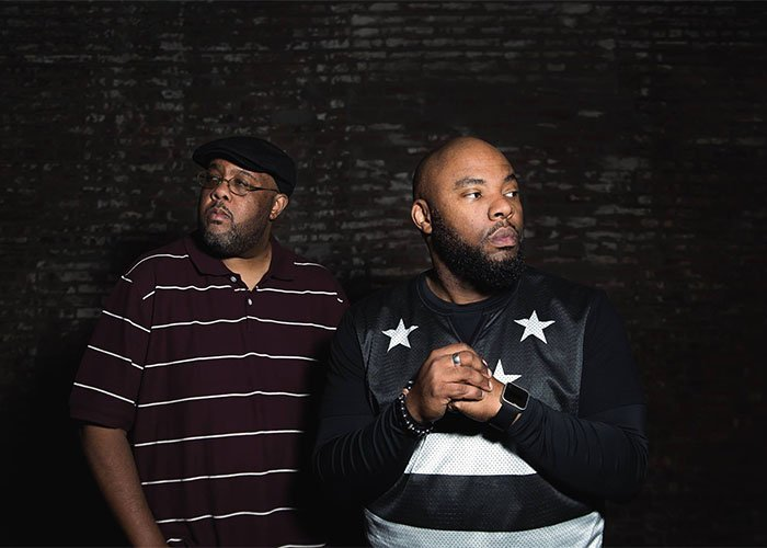 image for artist Blackalicious