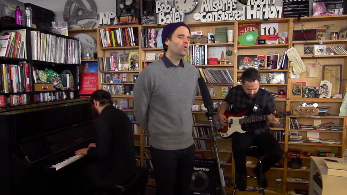 Death-Cab-For-Cutie-NPR-Tiny-Desk-Concert-2015