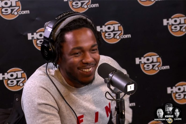 image for article 20 Things We Learned From Kendrick Lamar's Ebro In The Morning Interview on Hot 97 March 31, 2015 [YouTube Official Video]