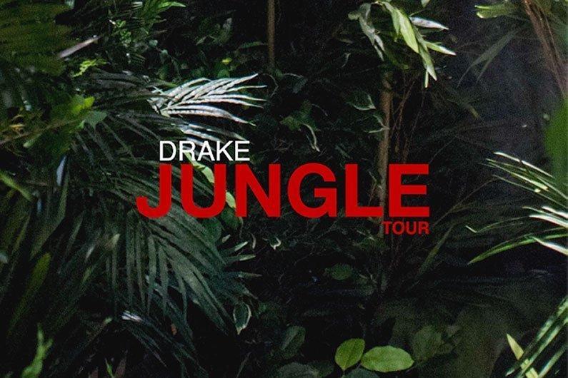 Jungle tour dates