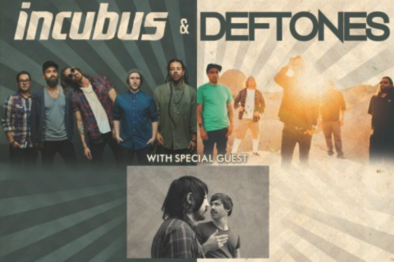 Incubus Tour Dates 2015 — Incubus Concert Dates and Tickets ...