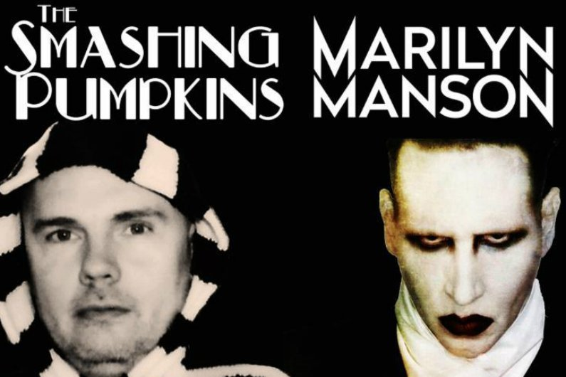 "image for article The Smashing Pumpkins & Marilyn Manson Announce ""The End Times Tour"": Pre-Sale Codes Sent & Sales Underway"