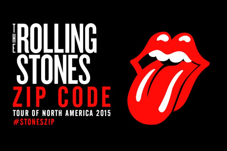 image for article Rolling Stones 2015 Tickets On Sale To General Public on April 13 at 10 AM; Zip Code Tour Scheduled for 15 North American Cities