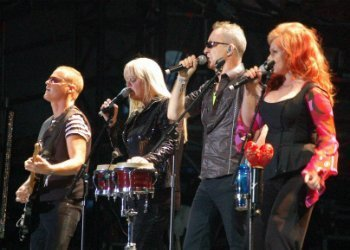 image for artist The B-52's