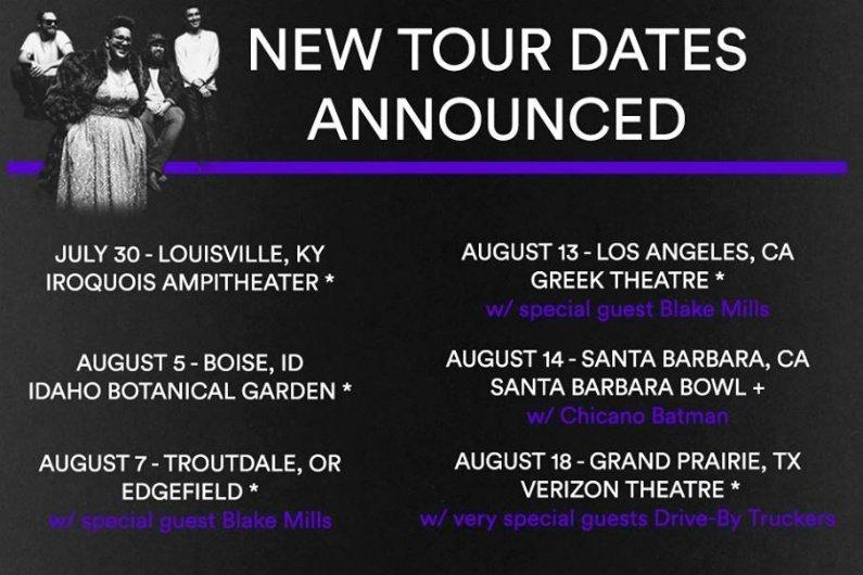 Alabama tour dates in Brisbane