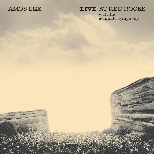 "image for article ""Violin"" - Amos Lee with the Colorado Symphony at Red Rocks on August 1, 2014 [YouTube Official Audio]"