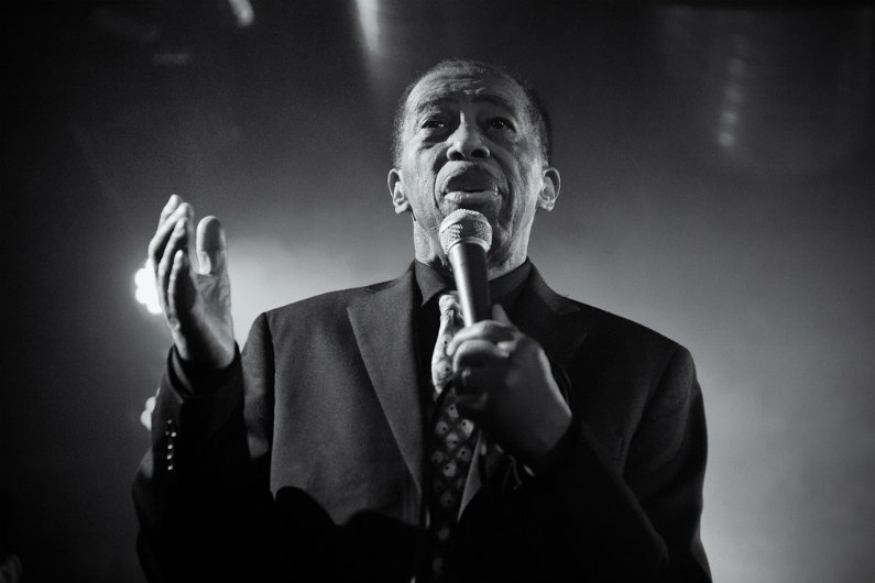 "image for article R.I.P. Ben E. King (1938-2015) - A Soul Singer Whose Hits Include ""Stand By Me"" and ""This Magic Moment"""